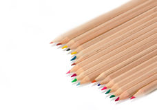 Back to school, pencils Stock Images