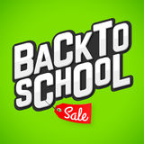 Back to School Sale Stock Images