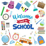 Back to school sale Stock Photography