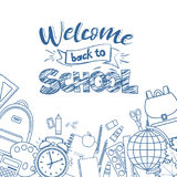 Back to school sale Stock Photos