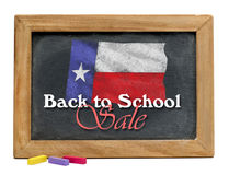 Back to School Sale. Stock Images