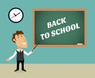 Back to school scene Stock Photos