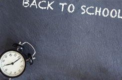 Back to school, school time Stock Photography