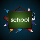 Back to school season Royalty Free Stock Image