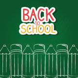 Back to school season Stock Photo
