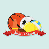 Back to school Royalty Free Stock Image