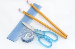 Back to school supplies. School Supplies Stock Photos