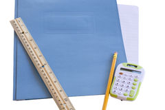 Back to School Supplies Royalty Free Stock Images