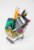 Back to School Supplies Concept Royalty Free Stock Photography