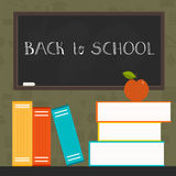 Back To School Template Stock Image