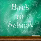 Back to school template design. plus EPS10 Stock Photo