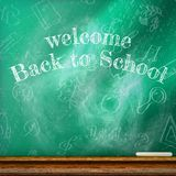 Back to school template design. plus EPS10 Stock Image