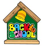 Back to school theme 1 Stock Photos