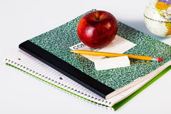 Back to school theme Royalty Free Stock Image