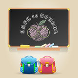 Back to School Theme Stock Photography