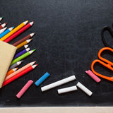 Back to school theme Royalty Free Stock Photography