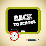 Back to School Theme Royalty Free Stock Photos