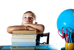 Back to school thoughts Royalty Free Stock Photo