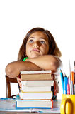 Back to school thoughts Stock Photography