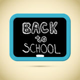 Back to School Title Stock Photography