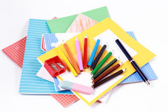 Back to school tools Stock Images