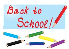 Back to School - Vector Stock Images