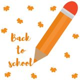 Back To School Vector. Stock Photography