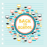 Back To School vector Stock Photos