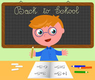 Back to school vector Royalty Free Stock Photo
