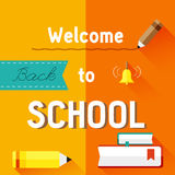 Back to school vector, design elements Stock Photo