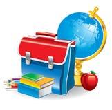 Back to school (vector illustration) Stock Photo