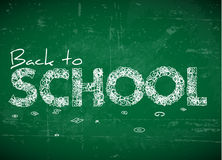 Back to school vector illustration Stock Photo