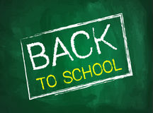 Back to school vector illustration Stock Images