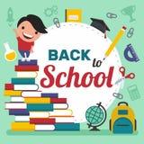 Back to school. Vector illustration vector illustration