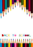 Back to school vertical stock photo