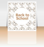 Back to school word, education Royalty Free Stock Photography