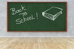 Back To School written on Stock Photos
