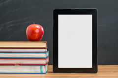 Back to school you need to know how to use Digital Tablet for st Royalty Free Stock Image