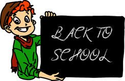 Back to shool Stock Images