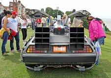 Free Back To The Future Delorean Car Stock Photos - 26809753