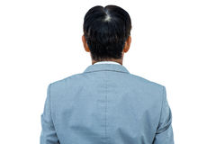A back turned businessman Royalty Free Stock Photography