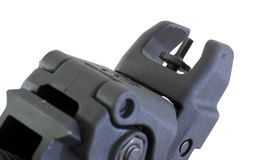Back up sights Stock Image