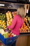 Back view fruit Stock Photos