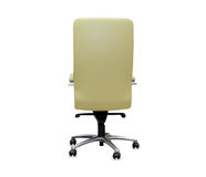 Back view of modern office chair Stock Photography