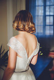 Back View Of A Woman Stock Images