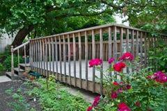 Back Yard Garden Stock Images