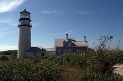 Back Yard of the Highland Lighthouse