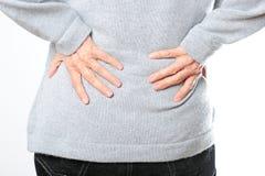 backache Zdjęcie Stock