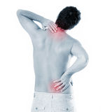 Backache Royalty Free Stock Images
