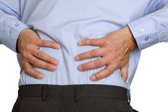 Backache Stock Image